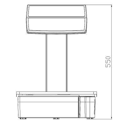 DIGI SM-100 Series Dimensions