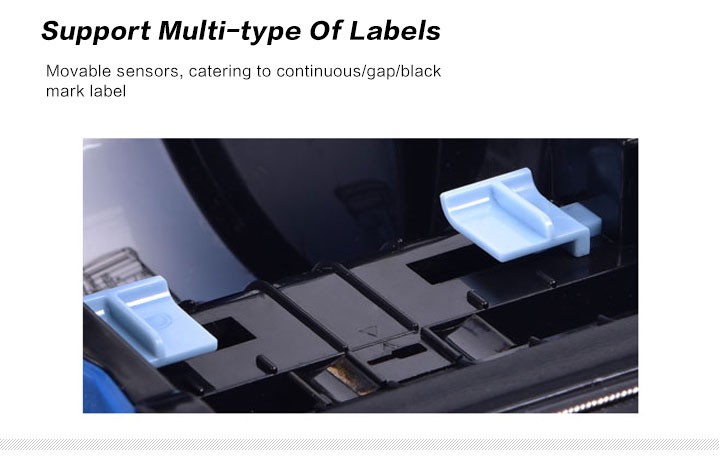 Support Multi Type of Labels